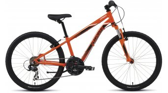 Specialized Hotrock 24 21-spd Boy MTB Komplettbike Kinder-Rad Gr. 27,9cm (11) orange/black/white Mod. 2016