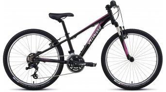 Specialized Hotrock 24 XC Girl MTB Komplettbike Kinder-Rad Gr. 27,9cm (11) black/pink/white Mod. 2016
