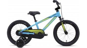 Specialized Hotrock 16 Coaster Boy Komplettbike Kinder-Rad Gr. 17,8cm (7) cyan/hyper/black Mod. 2016