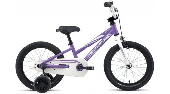 Specialized Hotrock 16 Coaster Girl Komplettbike Kinder-Rad Gr. 17,8cm (7) purple/white Mod. 2016