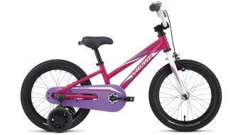 Specialized Hotrock 16 Coaster Girl Komplettbike Kinder-Rad Gr. 17,8cm (7) pink/purple/white Mod. 2016