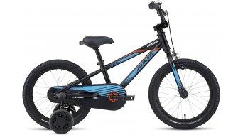 Specialized Hotrock 16 Coaster Boy Komplettbike Kinder-Rad Gr. 17,8cm (7) black/cyan/orange Mod. 2016