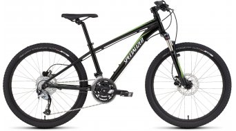 Specialized Hotrock 24 XC Disc 24 Komplettbike Kinder-Rad Gr. 27,9cm (11) black/green/white Mod. 2016