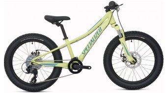 Specialized Riprock 20 6Fattie MTB(山地) 整车 儿童运动单车 型号 22,9厘米 (9) powder green/turquoise/light turquoise 款型 2018