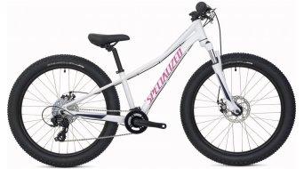 Specialized Riprock 24 6Fattie MTB Komplettbike Kinderrad Gr. 27,9cm (11) metallic white/pearl indigo/pearl pink Mod. 2016
