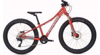 Specialized Riprock Expert 24 6Fattie MTB Komplettbike Kinderrad Gr. 27,9cm (11) nordic red/pearl turquoise/nordic red Mod. 2016