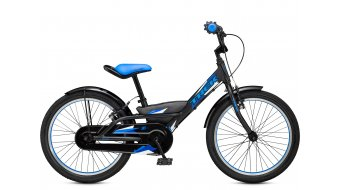 Trek Jet 20 Boys 20 bicleta para niños tamaño unisize matte Trek negro/azul moon Mod. 2015