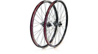 "Atomlab Pimplite Dirt Jump 26"" wheel rear wheel Pimplite 10mm singlespeed black"