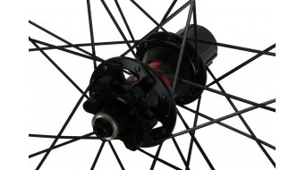 AX Lightness S 27.5C DT Swiss Selection Clincher 3K-Carbon 27.5 MTB Disc Laufradsatz 28/28h Shimano/SRAM-Freilauf (VR: 15x100mm / HR: 12x142mm)