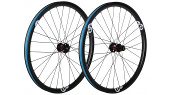 AX Lightness S 27.5C DT Swiss Selection Clincher 3K-Carbon 27.5 MTB Disc Laufradsatz 28/28h (VR: 15x100mm / HR: 12x142mm)