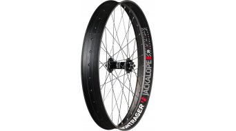Bontrager Jackalope Disc 26 Fatbike rueda completa rueda Tubeless Ready negro
