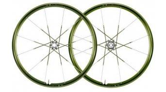 Crank Brothers Sage FR Disc Laufradsatz grün Mod. 2011