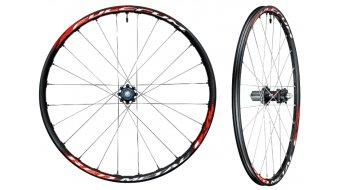 Fulcrum MTB Red Metal 1 XL 26 Laufrad Satz IS2000 schwarz/rot (VR:9x100mm/HR:9x135mm)
