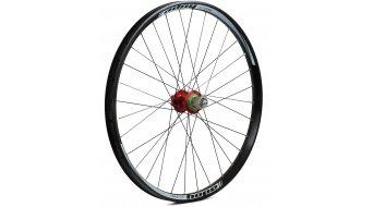 Hope Tech DH- Pro 4 26 MTB Disc rueda completa rueda trasera 32 Loch QRx135mm/12x142mm libre