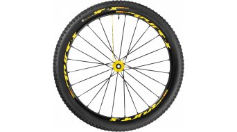 Mavic Crossmax XL Pro Ltd WTS 650B/27.5 Disc Laufrad-/Reifensystem 27.5x2.4 6-Loch yellow Mod. 2016