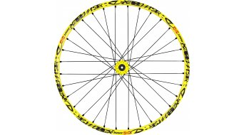 "Mavic Deemax Ultimate 650B/27.5"" disque roue roue 6-trous yellow Mod. 2016"