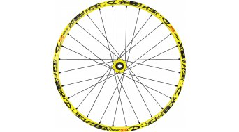 Mavic Deemax Ultimate 26 Disc Laufrad Vorderrad (20mm) 6-Loch yellow Mod. 2016