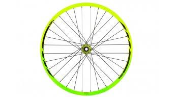 NS Bikes Enigma 27.5/650B Lite Rotary Cassette rueda completa rueda trasera 12x135/142mm lime Mod. 2015