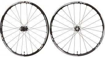 Shimano Deore XT WH-M785 29 MTB Disc set ruote ant+post Clincher/Tubeless Centerlock nero (ruota anteriore :QR 100mm/ruota posteriore :QR 135mm)