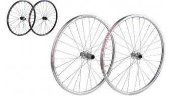Spank Oozy EVO 29 juego de ruedas (rueda delantera: 15x100mm/rueda trasera: 12x142mm) incl. adaptador chrome