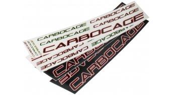 Carbocage FR Carbon Kettenführung ISCG05 34-38T gold