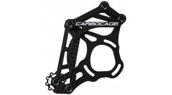 Carbocage FR Carbon Kettenführung ISCG05 34-38T black