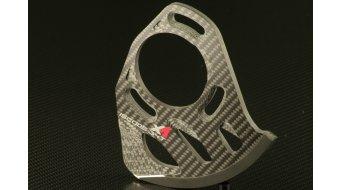 Carbocage pieza de recambio DH X1 Taco Zähne carbono Mod. 2017