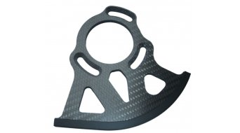 Carbocage spare part DH Taco carbon