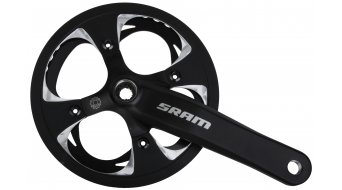 SRAM S600 PowerSpline 1.0 G crank set 175mm, 9-speed, matt black 2014