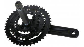 SRAM X5 3.3 GXP juego de bielas 170mm 10-velocidades 44-33-22 Zähne negro(-a) (sin GXP rodamiento/casquillo pedalier)