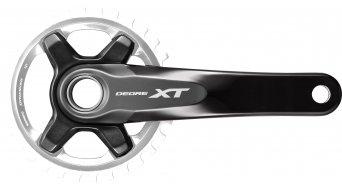 Shimano XT FC-M8000-B1 1x11 Boost Kurbel ohne Kettenblatt 11-fach 53.4mm-CL