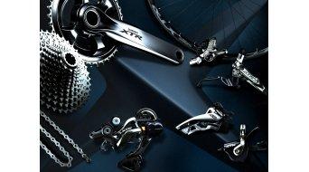 Shimano XTR FC-M9000 XC 1x11-velocidades juego de bielas 170mm (sin plato & rodamiento/casquillo pedalier)