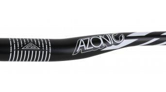 Azonic World Force FAT 35 manubrio 35.0x750mm 18mm-rise black/white mod. 2016
