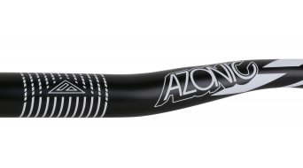 Azonic World Force 318 manillar 31.8x750mm 18mm-Rise negro/blanco Mod. 2016