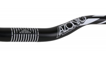 Azonic World Force 318 Lenker 31.8x750mm 36mm-Rise black/white Mod. 2016