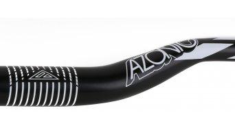 Azonic World Force FAT 35 manillar 35.0x750mm 36mm-Rise negro/blanco Mod. 2016