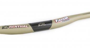Renthal Fatbar carbono Riser manillar 31.8x780mm 10mm-Rise dorado(-a)- Limited Edition