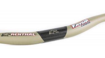 Renthal Fatbar carbono Riser manillar 31.8x780mm 20mm-Rise dorado(-a)- Limited Edition