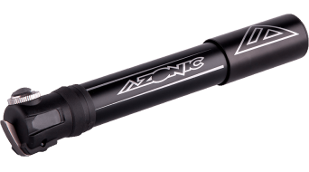 Azonic Nemesis HV Fahrradpumpe Luftpumpe Handpumpe black Mod. 2016