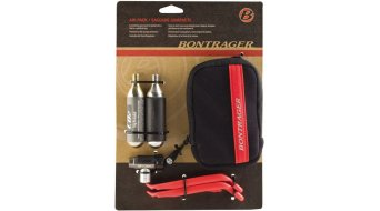 Bontrager Air Pack bici pumpe aria pumpe CO2/scalza copertone Pumpen kit black