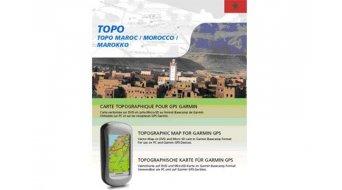 Garmin TOPO Marokko DVD (DVD+microSD/SD-térkép)