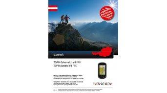 Garmin TOPO Autriche V4 PRO (DVD+microSD/SD-carte)