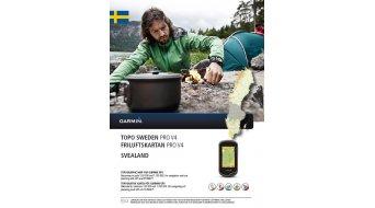 Garmin TOPO Suède V4 PRO Svealand (DVD+microSD/SD-carte)