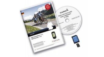 Garmin TOPO Deutschland V7 Pro Gesamt (DVD+microSD/SD- cartina )