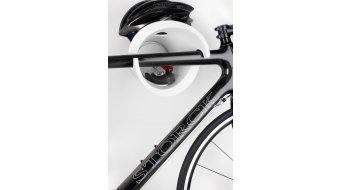 Cycloc Solo bici soporte blanco(-a)