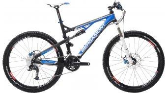 Bergamont Fastlane Team bike size M matt black/blue 2011