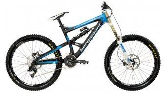 Bergamont Straitline Team bike matt black/blue 2012