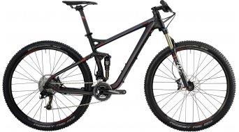 "Bergamont Contrail 8.4 29"" bike carbon/black/grey/red (matt) 2014"