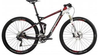 """Bergamont Fastlane 9.4 29"""" bike carbon/white/red (matt) 2014"""