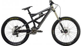 """Bergamont Straitline 8.4 26"""" bike size M black/grey/white (matt) 2014"""